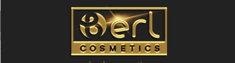 Logo B Erl Cosmetics